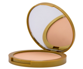 Mayfair Feather Finish Face Powder - Honey Beige