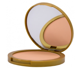Mayfair Feather Finish Face Powder - Peach