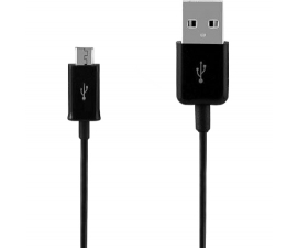 USB 2.0 A til USB Mini Cable Black - 1 Meter