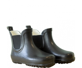 Mikk-Line Rubberboots - Sort