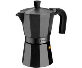 Monix Vitro Express 3-cup Coffee Brewer - Black