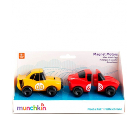 Munchkin Float & Roll Magnet Cars