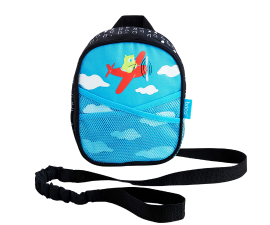 Munchkin By-My-Side Backpack with Safety Harness
