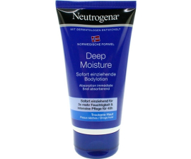 Neutrogena Deep Moisture Body Lotion - 75 ml
