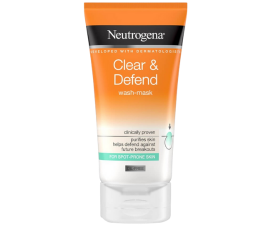 Neutrogena Clear & Defend Face Mask - 150 ml