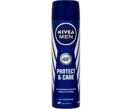 Nivea Men Protect & Care Deo Spray - 150 ml