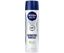 Nivea Men Sensitive Protect Deodorant Spray - 150 ml