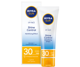 Nivea Sun Anti-Age & Anti-Pigment SPF15 Sunscreen - 50 ml