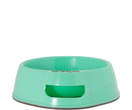 Wham Small Dog Bowl - Green