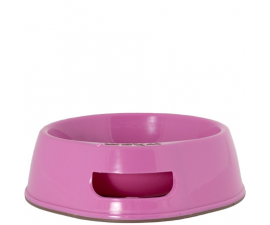 Wham Small Dog Bowl - Pink