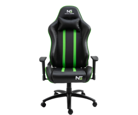 Nordic Gaming Carbon Gaming Chair - Green