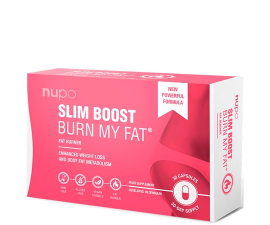 Nupo Slim Boost Burn My Fat - 30 PCS