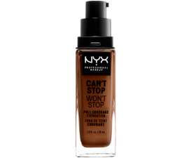 NYX Can't Stop Won't Stop Foundation - Cocoa