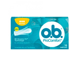 O.B. Tampons Normal 16 pieces