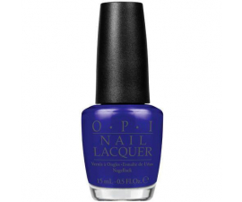 OPI Brights Nail Polish - My Car Has Navy-Gation