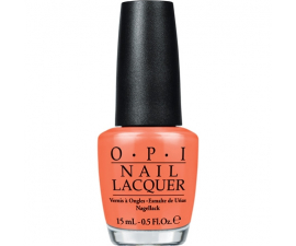 OPI Brazil Nail Polish - Where Did Suzi S Man-go