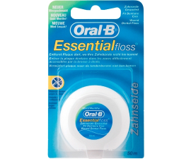 Oral-B Essential Floss - 50 mtr