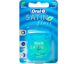 Oral-B Satin Floss Dental Floss - 25 mtr