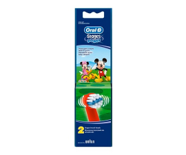 Oral-B Stages Power Brush Heads Disney Mickey