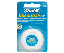 Oral-B Essential Unwaxed Floss