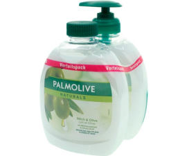 Palmolive Milk & Olive Hand Soap - 2 X 300ml