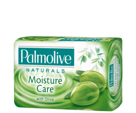 Palmolive Naturals Moisture Care With Olive - 4 Pack