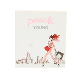 Peach Young Bind - 2 PCS