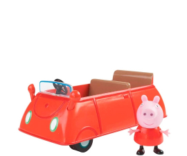 Peppa Pig Family Car with Figure