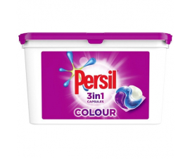 Persil 3 in 1 Colour Washing Pods - 38 pieces