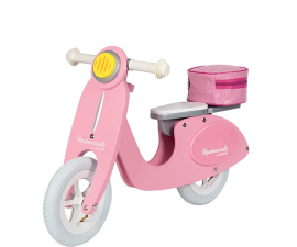 Janod Mademoiselle - Running Cycle Pink