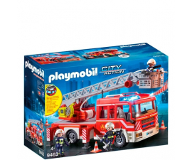 Playmobil City Action Fire Truck - 9463