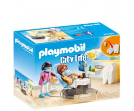 Playmobil City Life Dentist - 70198
