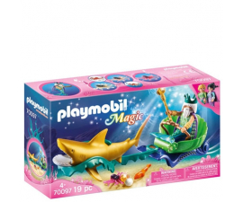 Playmobil Magic The Sea King - 70097