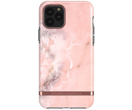 Richmond & Finch Pink Marble Mobil Cover - iPhone 11 Pro