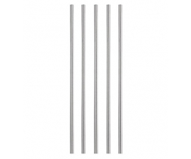Quttin Reusable Straws - 4 pieces
