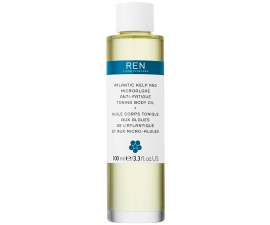 REN Atlantic Kelp & Microalage Anti-Fatigue Body Oil - 100ML