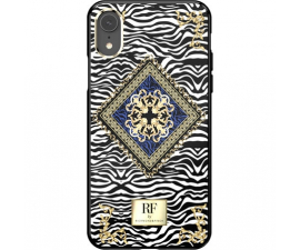 RF by Richmond & Finch Zebra Chain Mobile Cover - iPhone XR