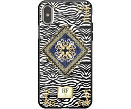 RF by Richmond & Finch Zebra Chain Mobile Cover - iPhone X/Xs
