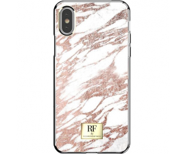 RF by Richmond & Finch Rose Marble Mobile Cover - iPhone X/Xs