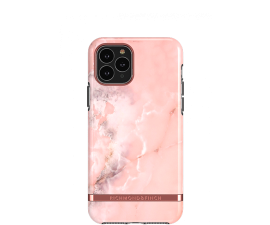 Richmond & Finch Pink Marble Mobile Cover - iPhone 12 Mini