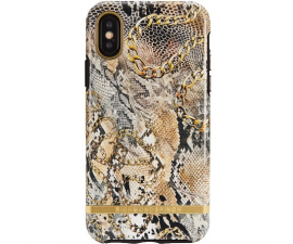 Richmond & Finch Chained Reptile Mobile Cover - iPhone X/Xs