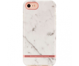 Richmond & Finch White Marble Mobile Cover - iPhone 6/7/8