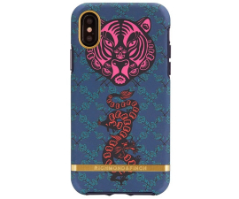 Richmond & Finch Tiger & Dragon Mobil Cover - IPhone X/Xs