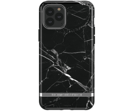 Richmond & Finch Black Marble Mobile Cover - iPhone 11 Pro Max