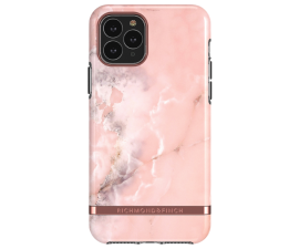 Richmond & Finch Pink Marble Mobile Cover - iPhone 11 Pro Max