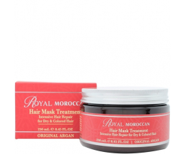 Royal Moroccan Hair Mask - 250 ml