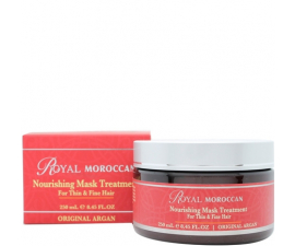 Royal Moroccan Nourishing Hair Mask - 250 ml