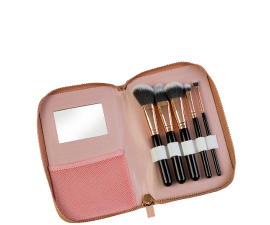 Royal Cosmetic Connections Glam Makeup Brush Set - 6 pcs