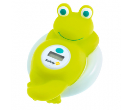 Safety 1st Bath Thermometer - Frog