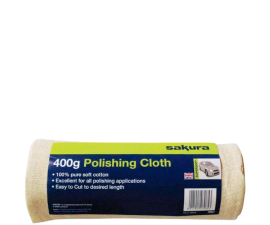Sakura Car Polishing Cloth - 400 g